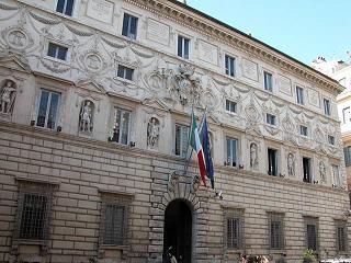 Consiglio di Stato palazzo spada