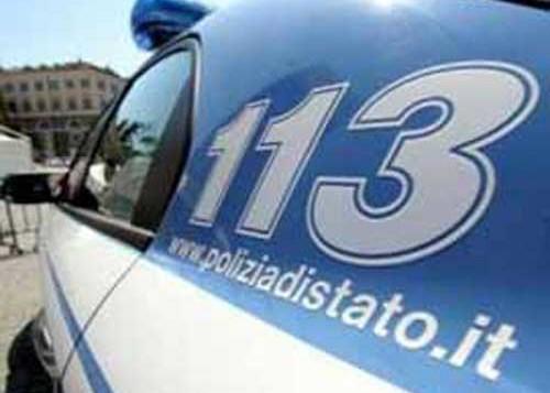auto polizia di stato