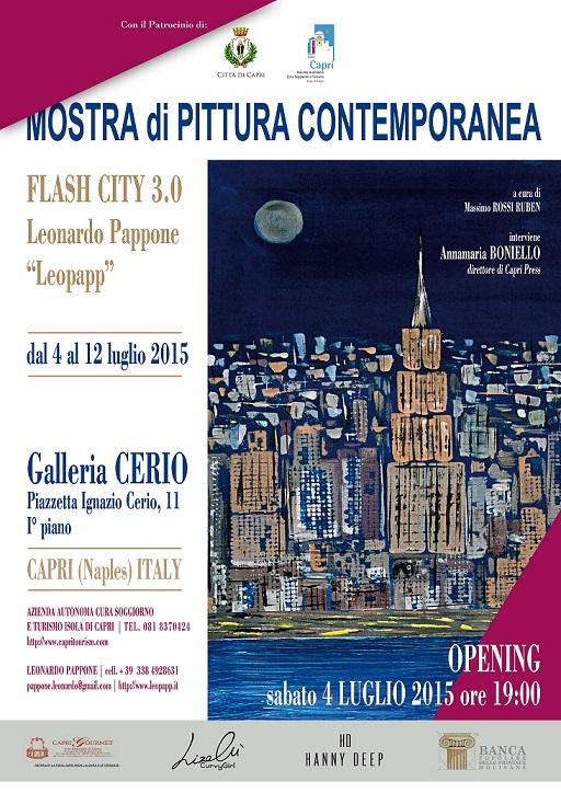 LeoPapp sbarca a Capri. Nuova prestigiosa mostra per l\'artista ...